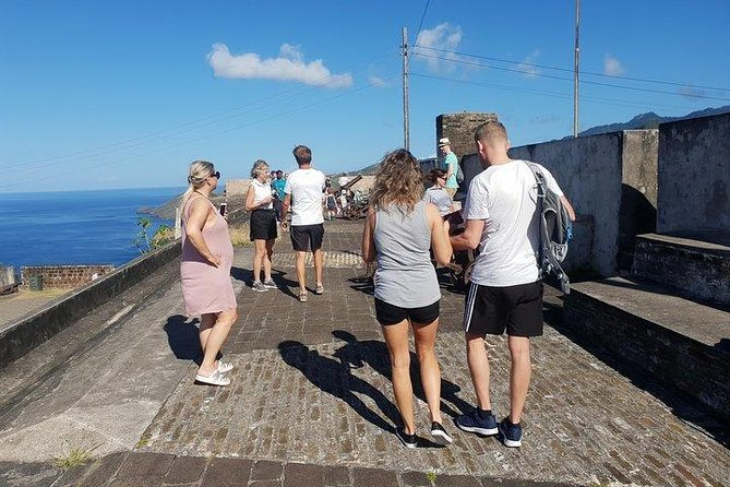 Enjoy the perfect half day tour which ends with a nice relaxing time at a beautiful beach. You will get a chance to see some of the most historical buildings in Kingstown (The Capital City), Fort Charlotte, and the Botanical Gardens.
