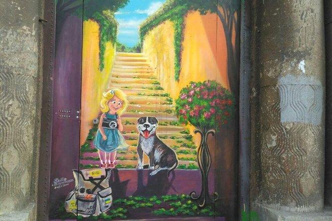 Street Art Walking Odesa, Odesa, UCRANIA