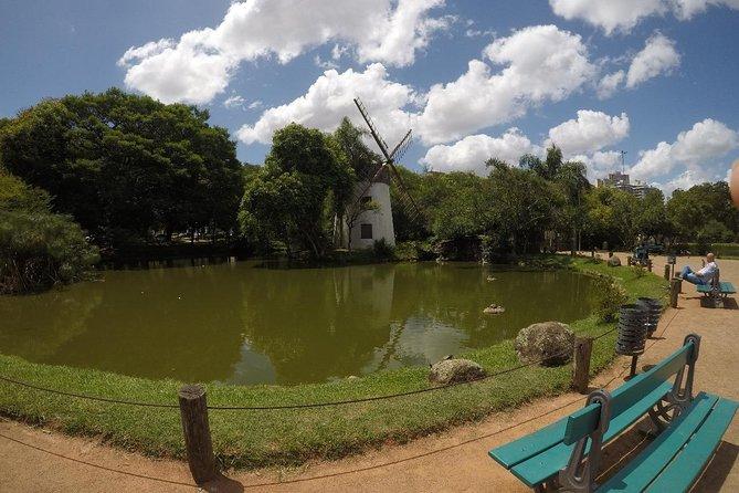 Almoço Gaúcho-Carreteiro e Chimas, Porto Alegre, BRASIL