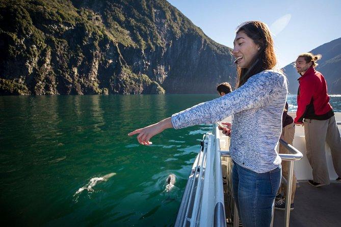 Milford Sound Nature Cruise, Fiordland y Milford Sound, NUEVA ZELANDIA