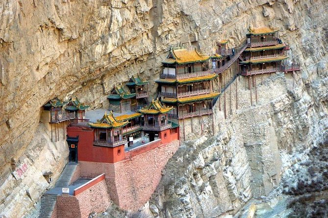 MÁS FOTOS, 2-Day Private Datong Tour:Hanging Temple, Yugang Grottoes,Wooden Pagoda and More