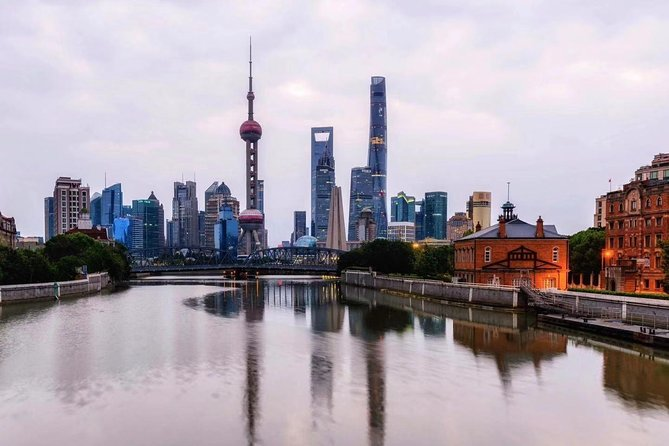 Shanghai Private Tour with Oriental Pearl TV Tower plus A Buffet Dinner, Shanghai, CHINA