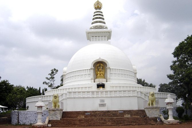 This tour include Bodhgaya to Nalanda & Rajgir Excursion. Pick up and drop off from your hotel, entrances to monuments mentioned in the itinerary and English speaking guide service is well included.