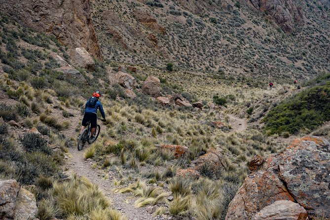 Full Day Mountain Bike en los Andes, Mendoza, ARGENTINA