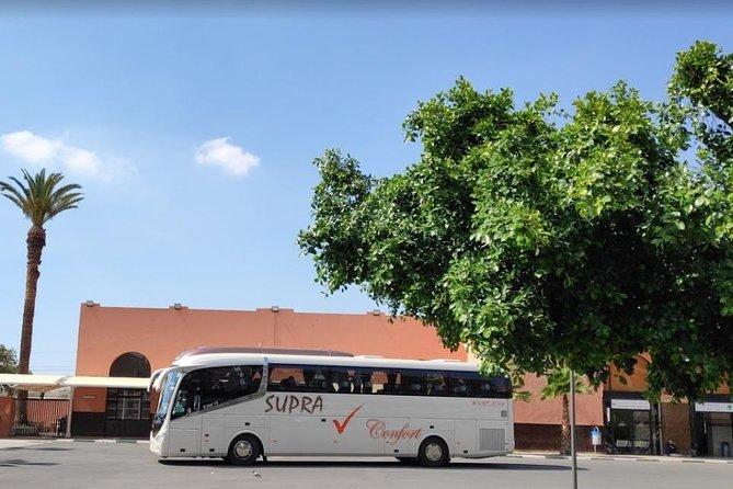 MÁS FOTOS, Marrakech - Essaouira Morocco Supratours Bus Tickets
