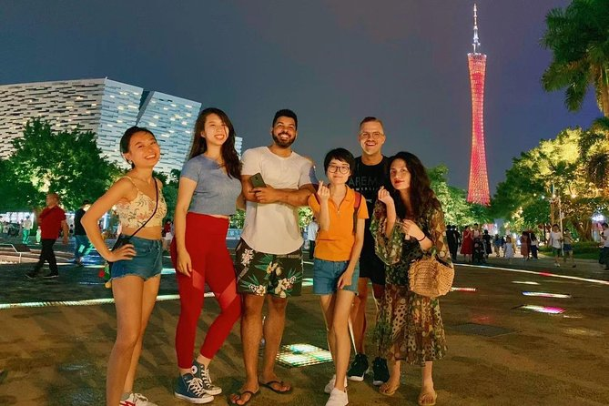 Night walk and snack tour with local, Canton, CHINA