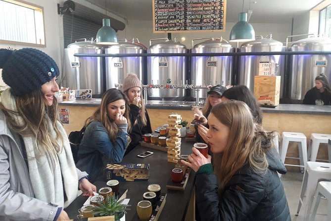 Mountain Air and Beer Craft Beer Tour Queenstown, Queenstown, NUEVA ZELANDIA