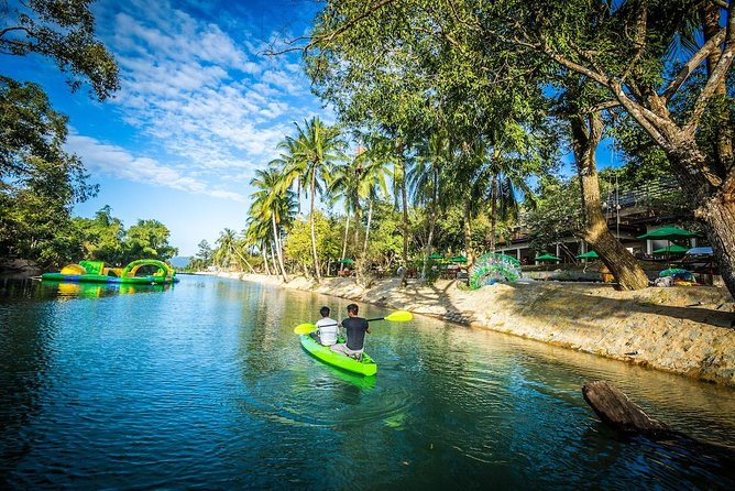 Here's your chance to see Nha Trang in an up close and personal way. Your hiking expedition begins to 3 lakes then relax at the downstream lake for a lovely day.