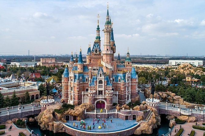 Book this e ticket to avoid hassle for collecting ticket from counter and get confirm Entry to Shanghai Disneyland. Explore the six themed lands of Shanghai Disneyland with a one-day or two day regular pass during off-peak season.
