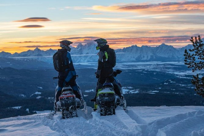 Panoramic vistas, Snow Ghosts, and Wild life viewing potential, all combine to provide a breath-taking adventure with views rarely seen- except in the back country. More than just another trail ride, we offer a true adventure.