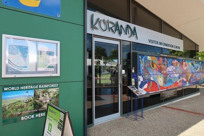 Kuranda tour via Skyrail and Kuranda Scenic Rail, Cairns y el Norte Tropical, Austrália