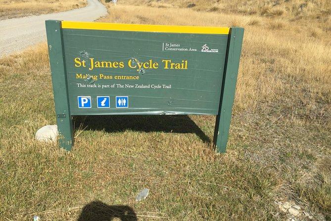 Cycle Trail Transport, Hanmer Springs, NUEVA ZELANDIA