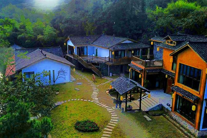 MÁS FOTOS, 4 Days Zhangjiajie Experience Tour(Luxurious Mountain&Lake View Hotel)