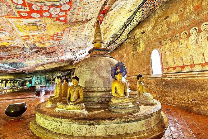 Sigiriya & Dambulla Private Day Tour from Colombo, Sigiriya, SRI LANKA