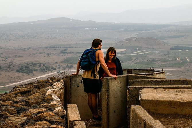 Leaving from Nazareth, this is the best opportunity to explore the north of Israel. Our Sea of Galilee & Golan Heights tour is sure to leave a lasting impression, as you visit sites of political, religious, historic and natural significance.