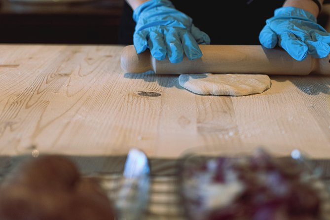 Pizza & Gelato Cooking Class, San Gimignano, ITALY