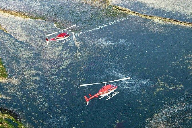 Fort Boyard Helicopter Scenic Tour, La Rochelle, FRANCIA