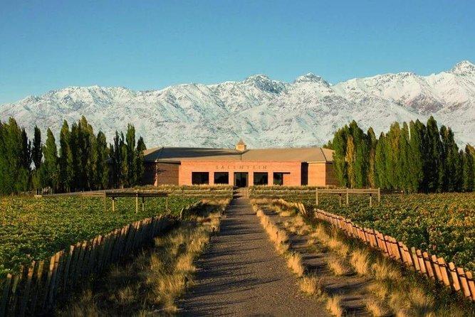 Tour 3 bodegas, Mendoza, ARGENTINA