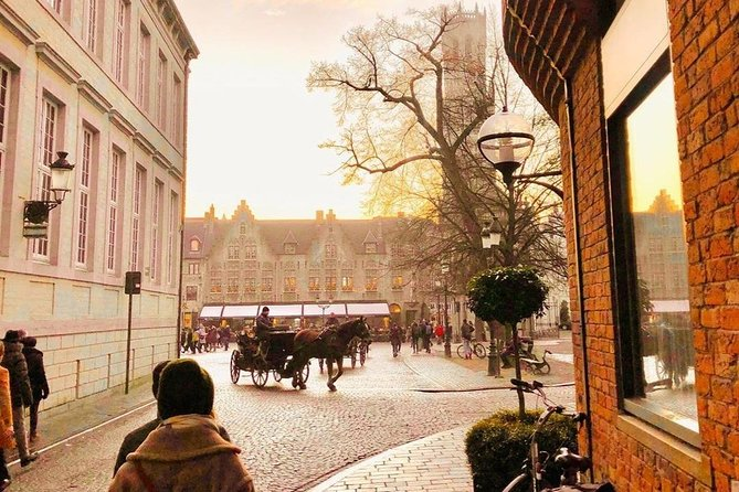 Explore Bruges with a Local, Brujas, BELGICA