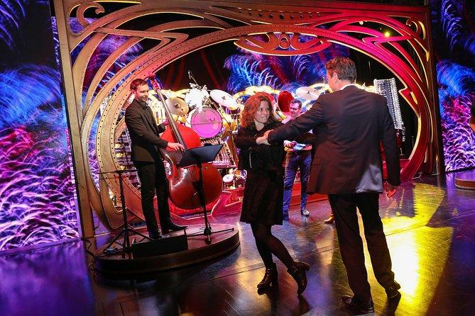 Lido de Paris Cabaret Dinner Show Ticket, Paris, FRANCE