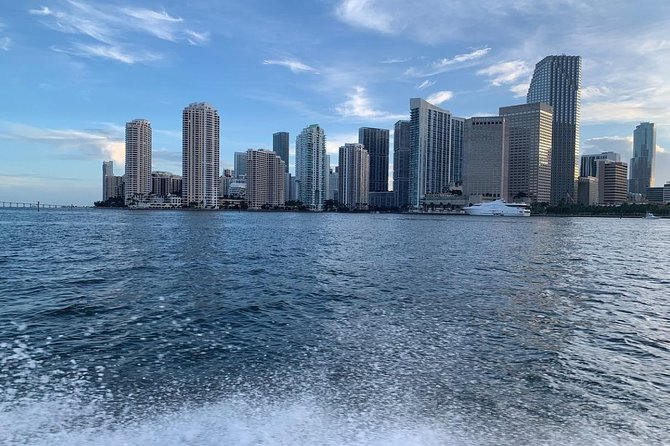 Speedboat Sightseeing Tour of Miami, Miami, FL, ESTADOS UNIDOS