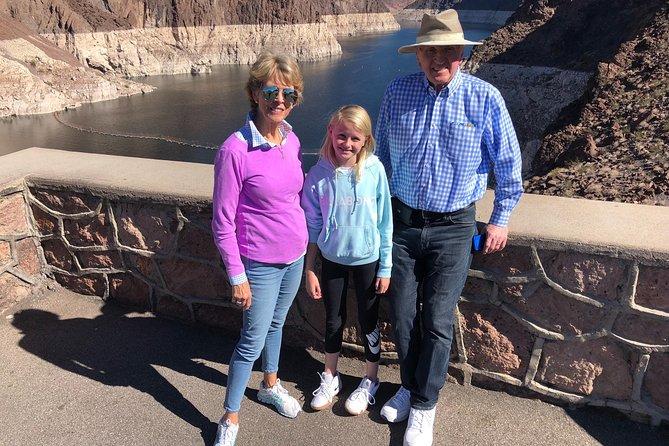 Minirecorrido por la presa Hoover, Las Vegas, NV, ESTADOS UNIDOS