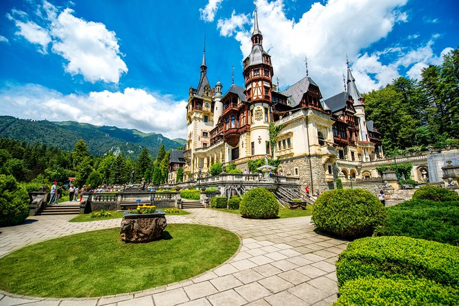 6-Days Transylvania and UNESCO Bucovina Painted Monasteries Tour from Bucharest, Bucharest, ROMANIA