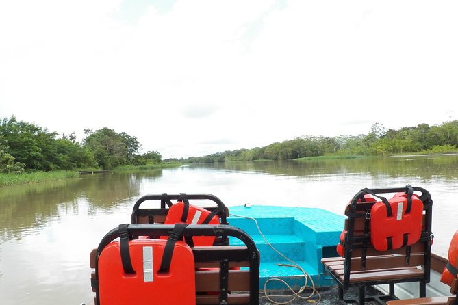 we are unique tour operator company making this tour on the amazon with responsibility and services, we make responsable tourism