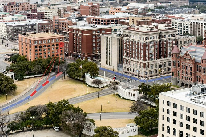 JFK Bus Tour + Oswald Rooming House opt: 6th Floor Museum or CityPass, Dallas, TX, ESTADOS UNIDOS