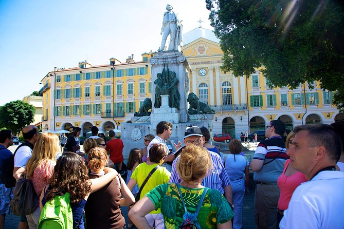 Small-Group Nice Walking Tour of the Old Town with Guide, Niza, FRANCIA