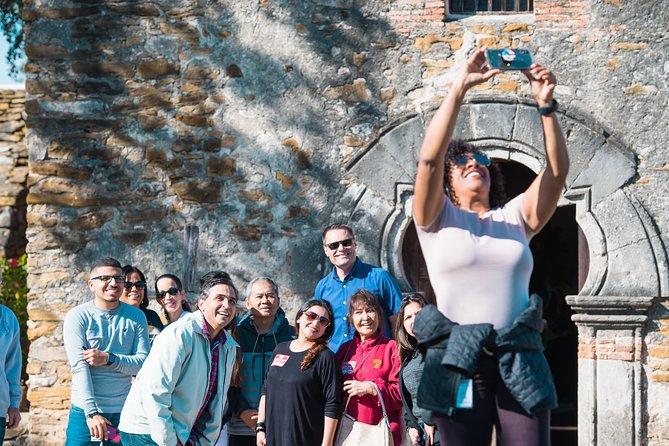 Small-Group World Heritage San Antonio Missions Tour with Guide, San Antonio, TX, ESTADOS UNIDOS