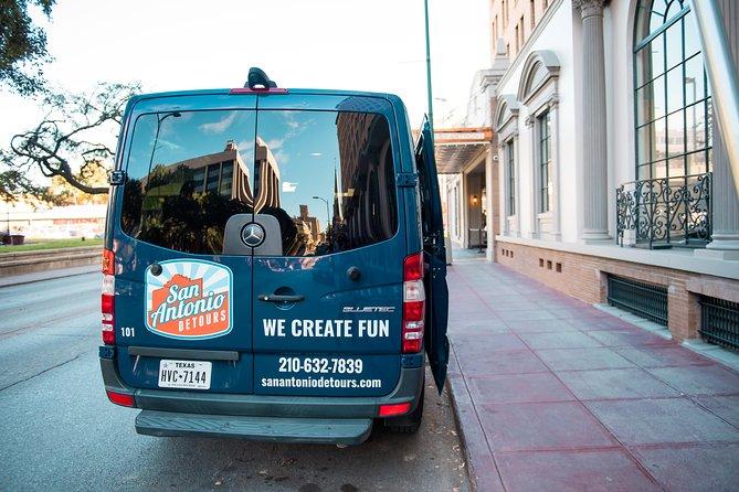 The Real San Antonio Small Group Highlight Tour, San Antonio, TX, ESTADOS UNIDOS
