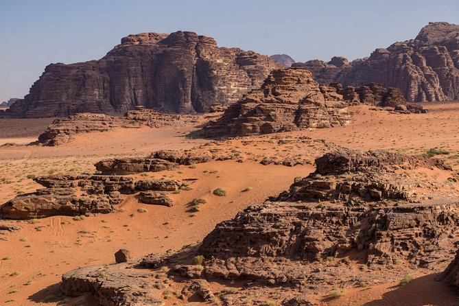 2-Night Private Wonder Tour of Petra and Wadi Rum Overnight from Amman, Aman, JORDANIA