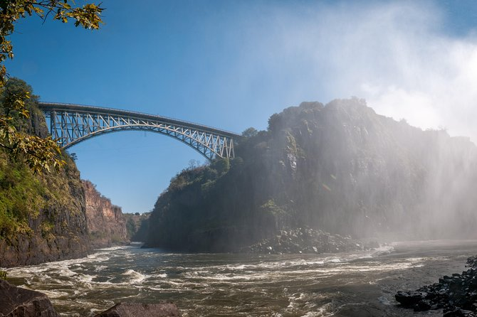 Victoria Falls: A view from the ground & and from Bird's Eye!, Livingstone, ZIMBABUE