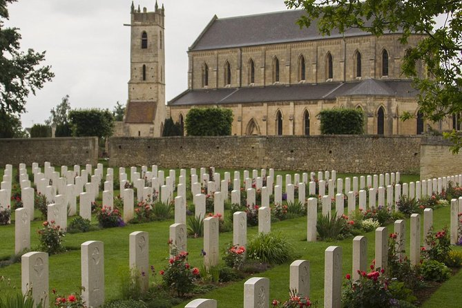 One Day British & Canadian Battlefield Tour, Bayeux, FRANCIA
