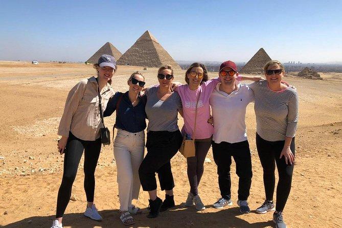 Trusted Private Half-Day Trip to Giza Pyramids with 30 M Camel-Riding, Guiza, EGIPTO