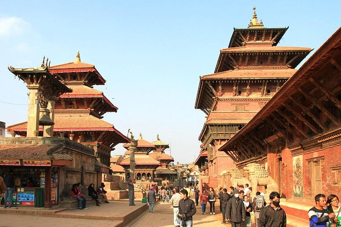 Sightseeing: Kathmandu City Day Tour (4 UNESCO heritages), Katmandu, NEPAL