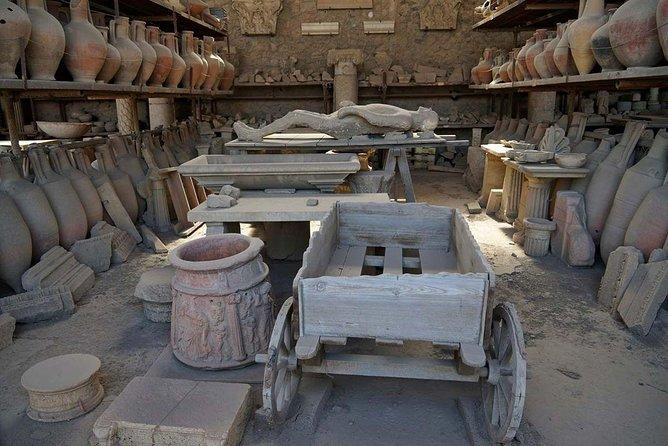 Vesuvius, Pompeii (private guide),vineyards and winery tour, lunch wine taste ., Napoles, ITALIA