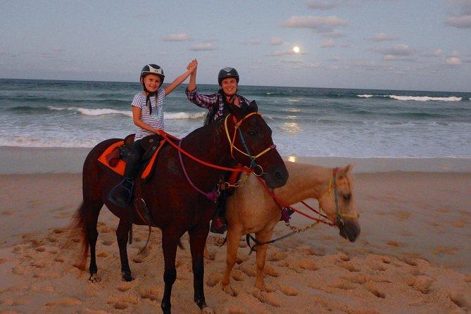 Full Moon Horse Ride at Rainbow Beach, Rainbow Beach, AUSTRALIA
