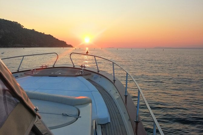 sunset tour, Positano, Itália