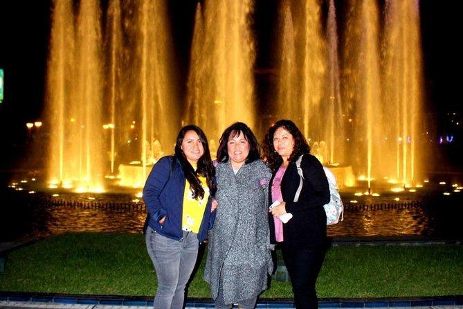 Show das Águas Mágicas e jantar com espetáculo, Lima, PERU