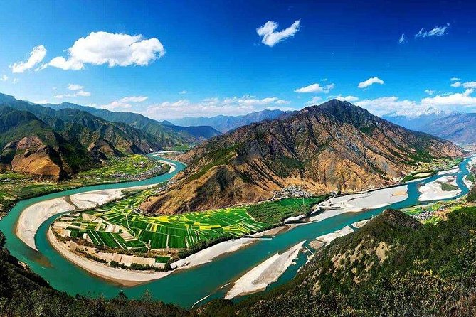 Private Day Trip to Yangtze River First Bend, Shigu Ancient Town, Tiger Leaping Gorge from Lijiang, Lijiang, CHINA