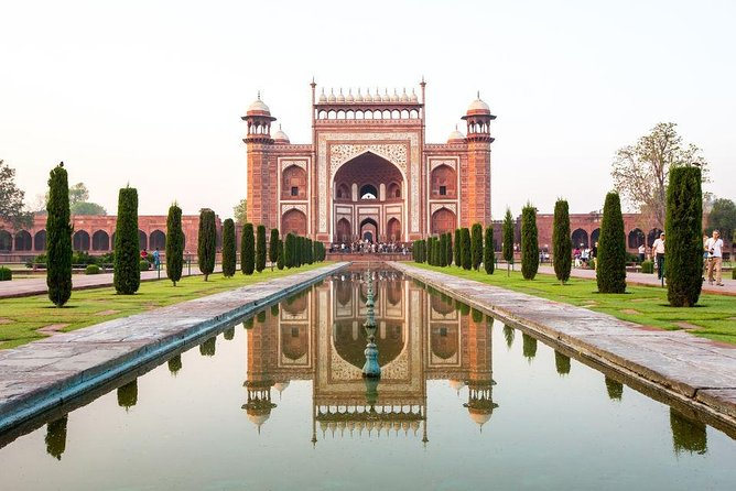 Private Taj Mahal & Agra Car Tour from Delhi, Nueva Delhi, INDIA