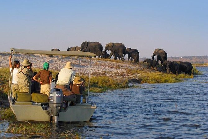 2 Days Selous Game Reserve, ,