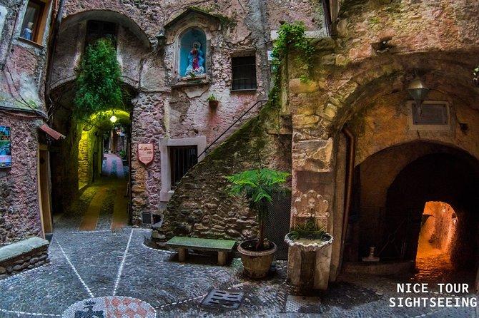Visita a los mercados italianos de San Remo y Menton desde Niza, Niza, FRANCIA
