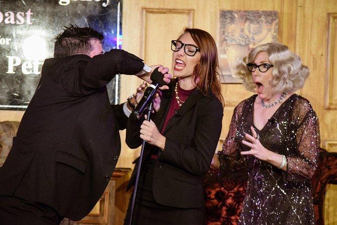 Cena espectáculo Sleuth's Mystery, Orlando, Orlando, FL, ESTADOS UNIDOS