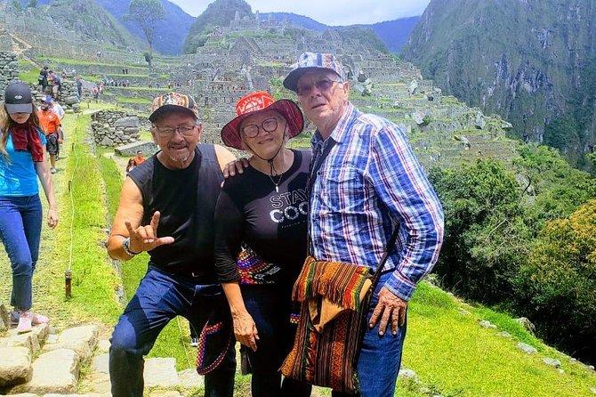Guia en Machu Picchu, Machu Picchu, PERU