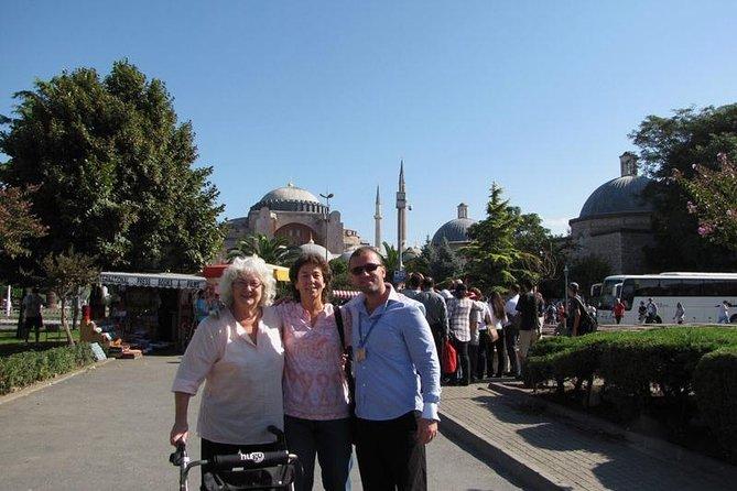 Istanbul: Hagia Sophia, Blue Mosque and Grand Bazaar Tour, Estambul, TURQUIA