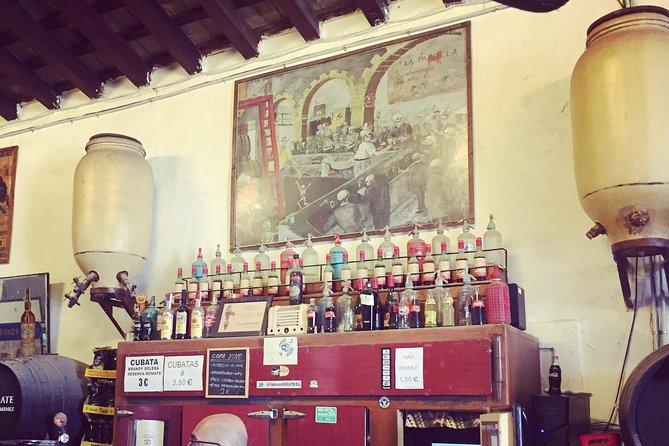 Tour guiado privado por los tabancos en Jerez, Cadiz, ESPAÑA