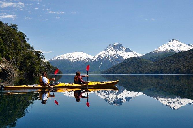MÁS FOTOS, Small-Group Lago Moreno Kayaking Adventure in Bariloche